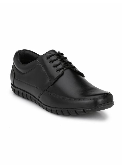 Fentacia Men Genuine Leather Formal Derbys