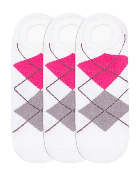 JUMP USA Women Pack of 3 Shoeliners Socks