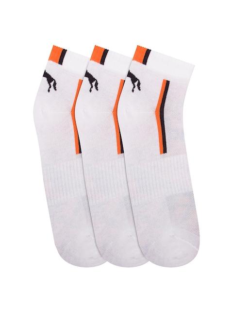 JUMP USA Men Pack of 3 Ankle Length socks