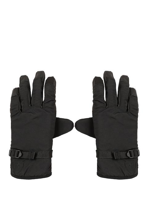 Puma Unisex Black SF LS Gloves