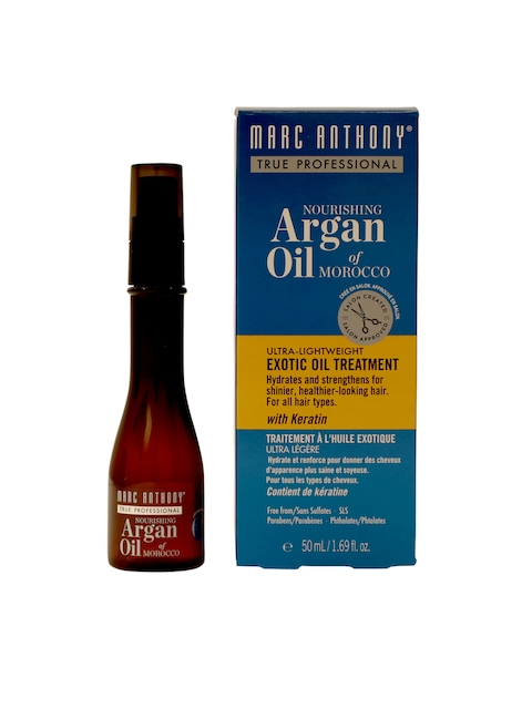 MARC ANTHONY Unisex Nourishing Argan Oil Exotic Treatment 50 ml