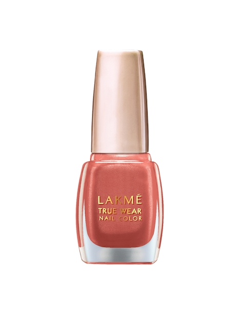 Lakme 502 True Wear Nail Color 9 ml