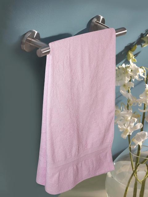 Portico New York Pink 380 GSM Cotton Bath Towel