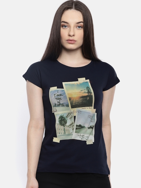 b8aa44c2f Wrangler Women Tops & T-Shirts Price List in India 22 June 2019 ...