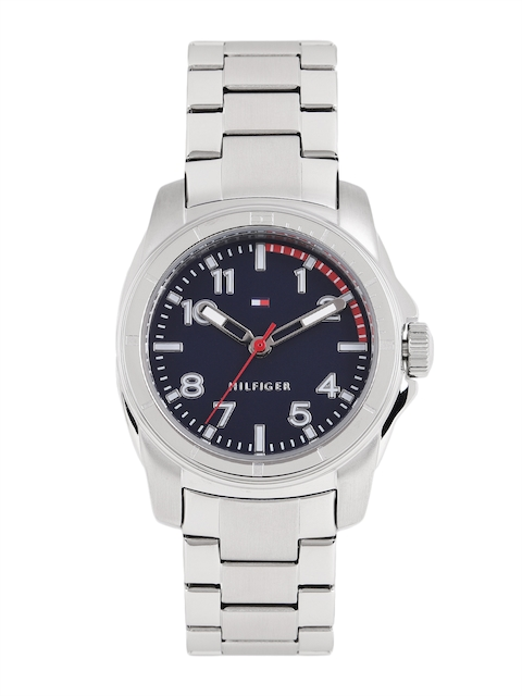 Tommy Hilfiger Men Navy Blue Analogue Watch TH1791379W_OR