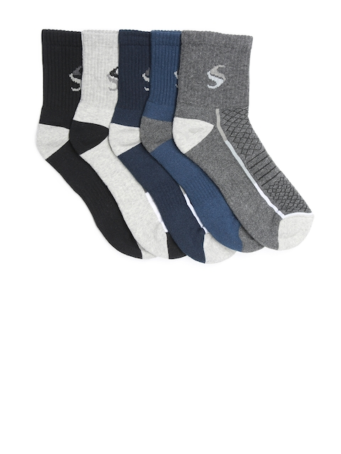 Supersox Men Set of 5 Assorted Socks