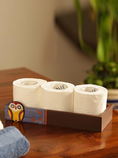 ExclusiveLane Tissue Roll Holder Tray