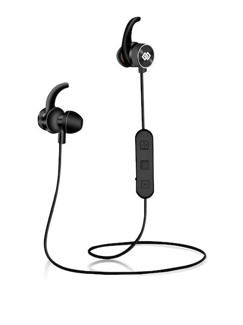 TAGG Unisex Black Impulse Bluetooth Wireless 01 Earphones