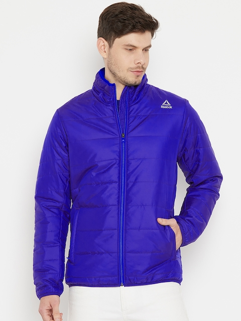 Reebok Blue MS Core Padded Outdoor Jacket