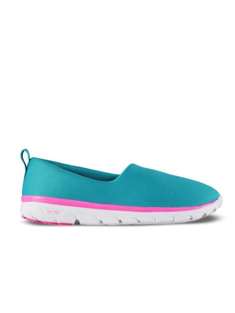 USA Pro Girls Blue Walking Shoes