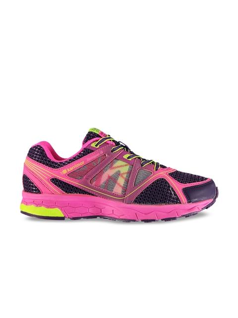 Karrimor Girls Black & Pink Training Shoes