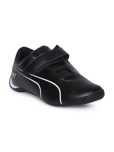 Puma Men Black BMW MMS Future Cat Ultra V Pre School Sneakers