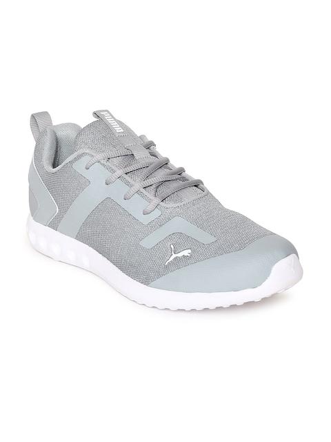 Puma Men Grey Concave IDP Walking Shoes