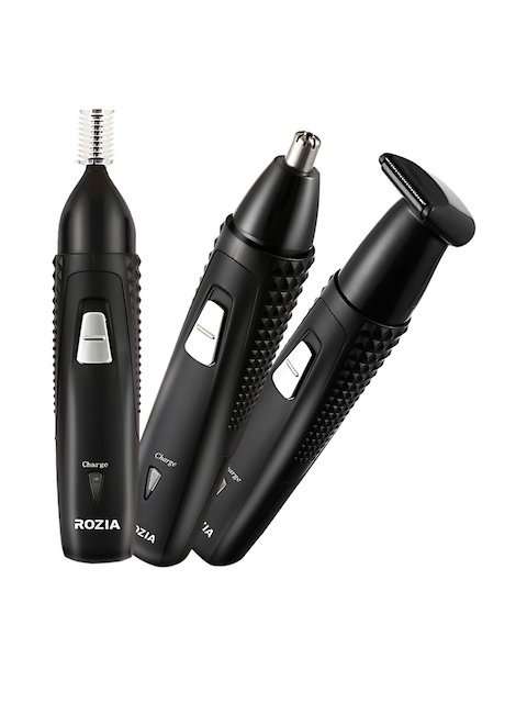 Rozia Black Nose Ear and Sideburn Trimmer HD105