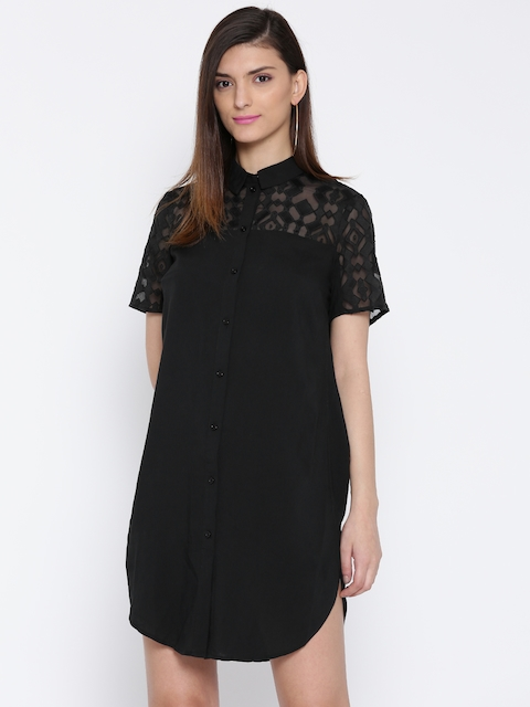 Vero Moda Black Tunic