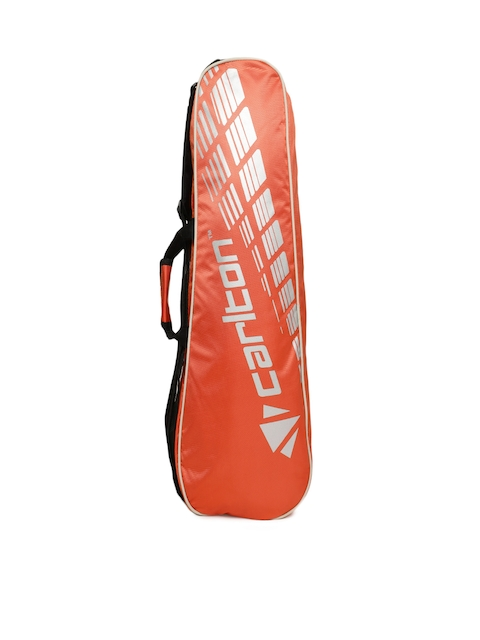 Carlton Unisex Orange CP-1007 Badminton Kit Bag