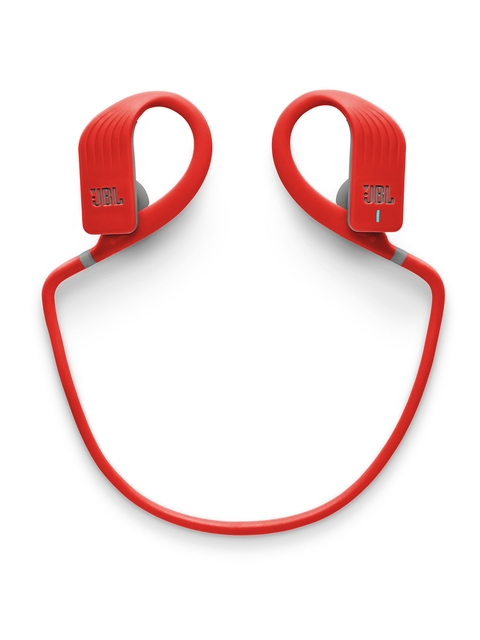 JBL Red Endurance Sprint Wireless Sports Headphones