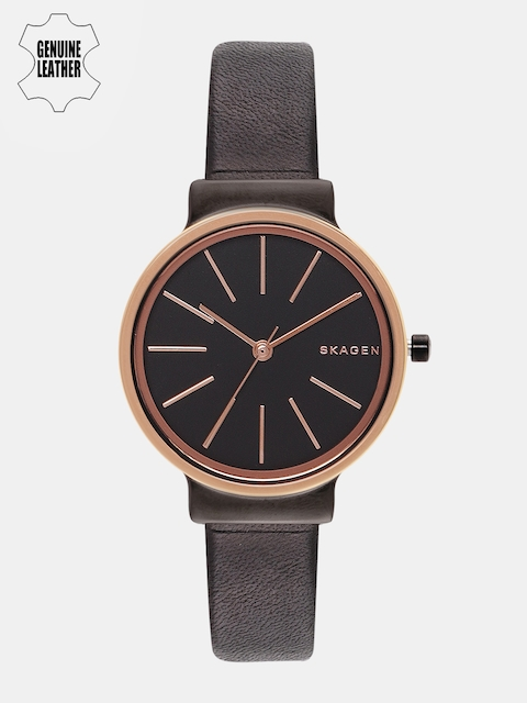 SKAGEN Women Black Analogue Watch SKW2480I