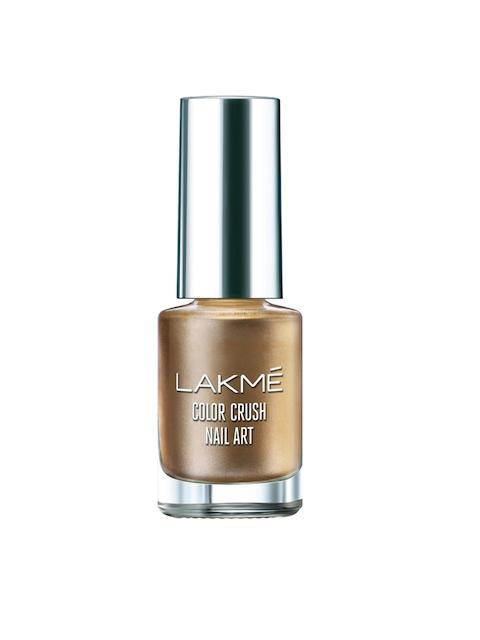 Lakme C4 Color Crush Nail Art 6 ml