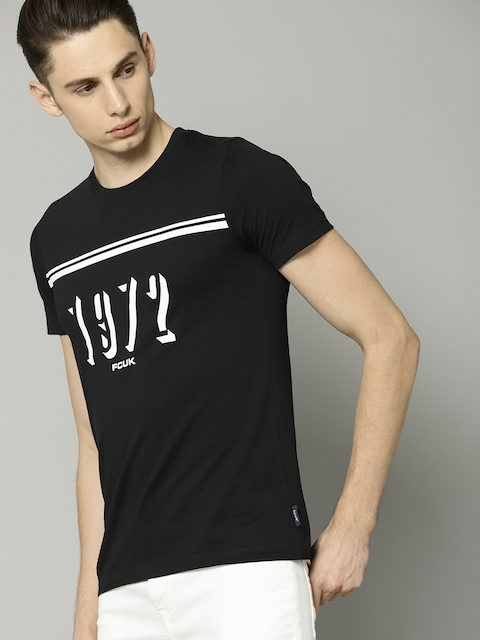 426a4e19 French Connection Men T-Shirts & Polos Price List in India 13 June ...