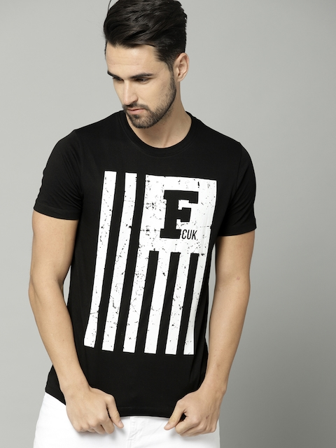 22a52c6a6 French Connection Men T-Shirts & Polos Price List in India 10 June ...