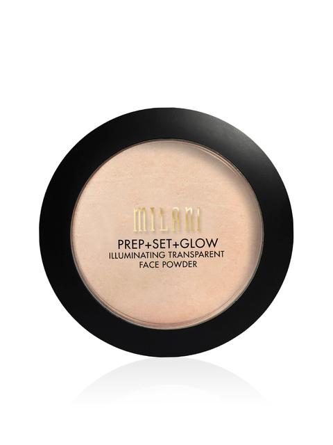 MILANI Prep Set Go Illuminating Transparent Face Powder 02