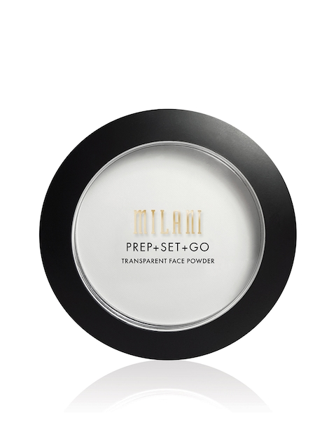 MILANI Prep Set Go Transparent Face Powder 01