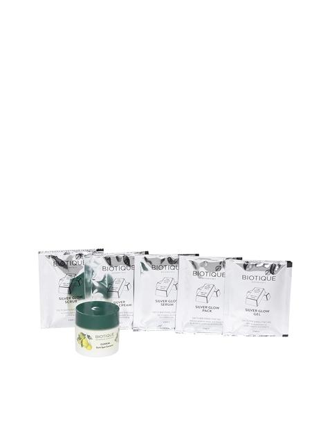 Biotique Women Bio Silver Facial Kit