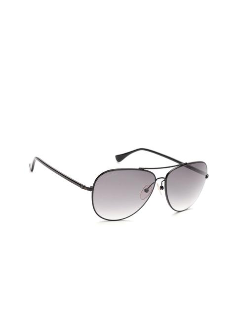 Calvin Klein Unisex Aviator Sunglasses CK 1217A 001 60