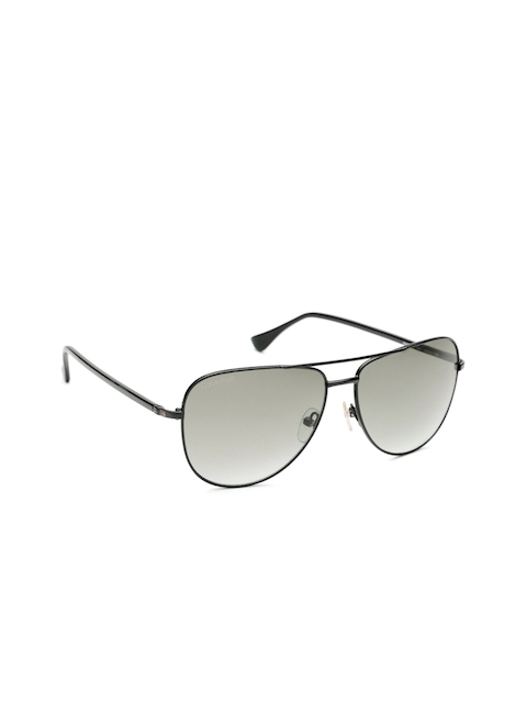 Calvin Klein Unisex Aviator Sunglasses CK 1218A 001