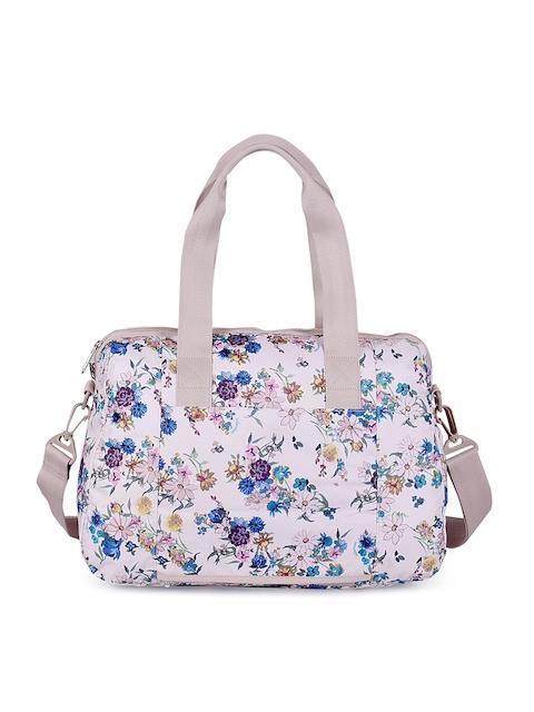 LeSportsac Harper Endless Fields Pink Travel Bag (3356.D980)