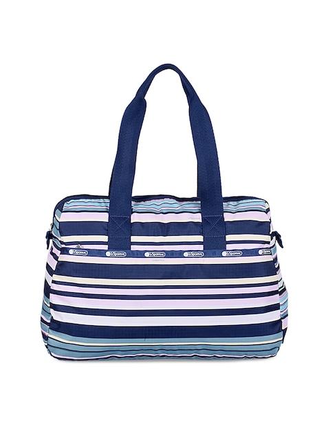 LeSportsac Harper Beach Stripe Travel Bag (3356.D828)