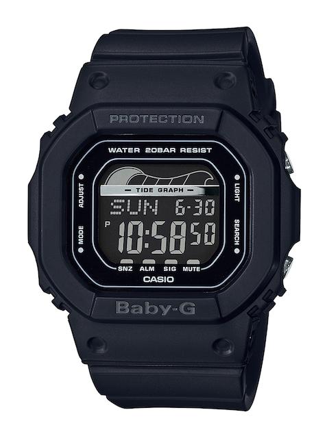 CASIO Women Black Digital Watch BX126