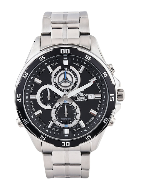 Casio Edifice EFR-547D-1AVUDF (EX238) Chronograph Black Dial Men's Watch