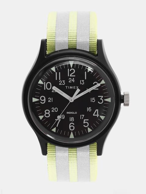 Timex Men Black Reversible Strap Analogue Watch TW2R81000