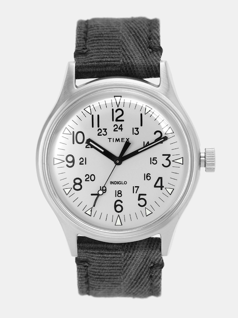 Timex Men Grey Analogue Watch TW2R68300_OR