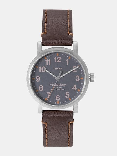 Timex Men Grey Analogue Watch TW2P58700