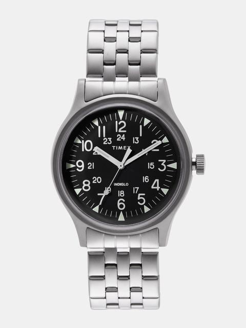 Timex Men Black Analogue Watch TW2R68400_OR