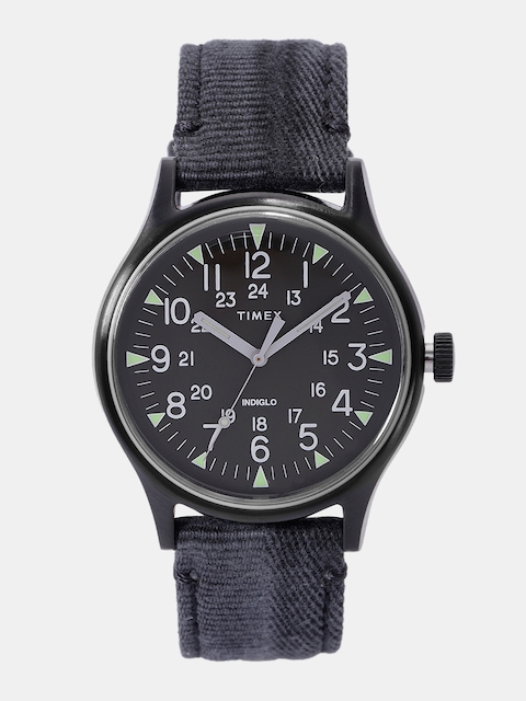 Timex Men Black Analogue Watch TW2R68200_OR