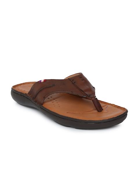 Ruosh Men Brown Sandals