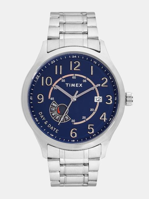 Timex Men Navy Blue Analogue Watch TWEG17102
