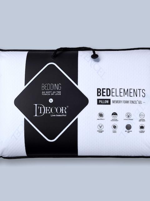 DDecor Memory Foam Tencel Gel Pillow
