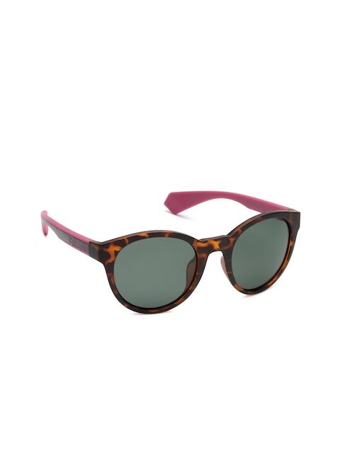 Polaroid Unisex Round Sunglasses PLD 6063/G/S C4B 52M9