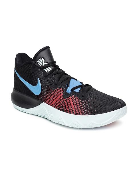 Nike Men Kyrie Flytrap Black Basketball Shoes