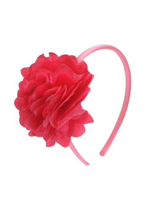Stoln Girls Pink Flower Hairband