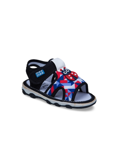 MeeMee Boys Multicoloured Comfort Sandals