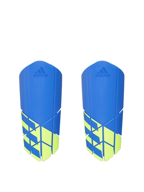 ADIDAS Unisex Blue X Lesto Shin Guard
