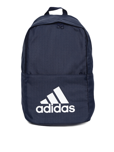 2e2120831c1b4 50%off Adidas Unisex Navy Blue Solid Classic Backpack