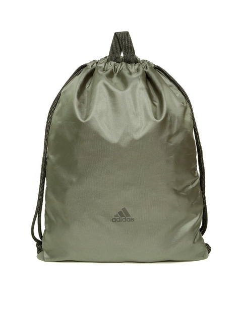 Adidas Unisex Olive Green Solid FS GB Backpack