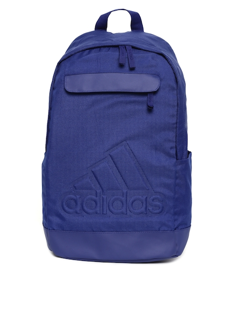 Adidas Unisex Blue Class Backpack
